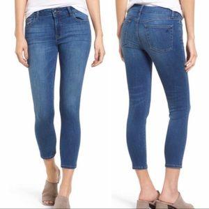 DL1961 Florence Crop Instasculpt Jeans sz 28